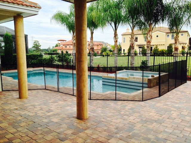 Baby Barrier Volusia Pool Fence Pool Gallery