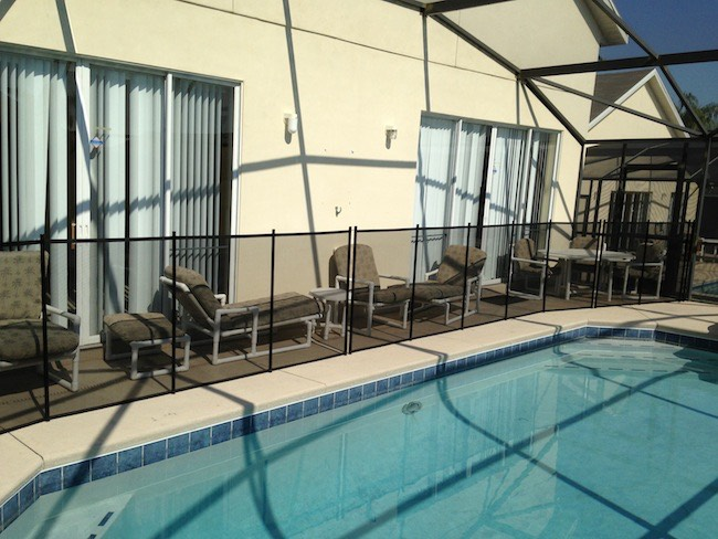 Orange City FL Pool Fence