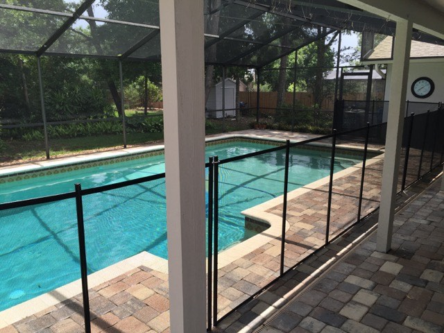 Oak Hill Pool Fences