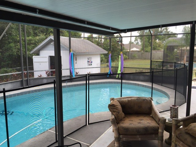 Deltona Pool Fences