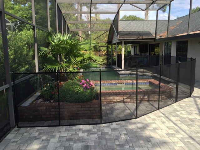 Pool Fences In Deland