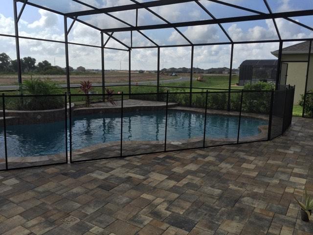 Pool Fences Edgewater