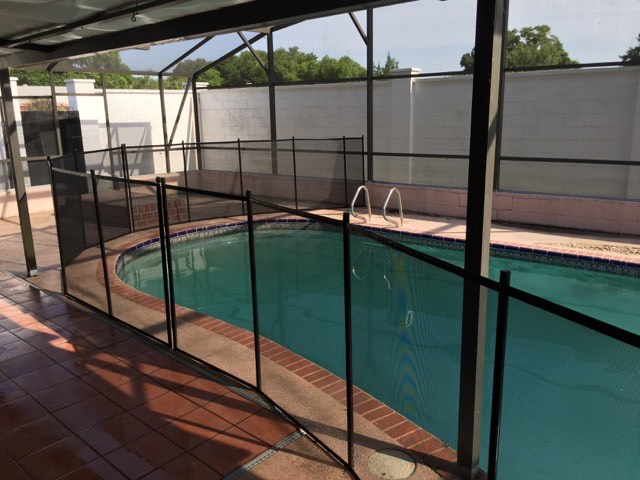 Orange City Volusia Pool Fence