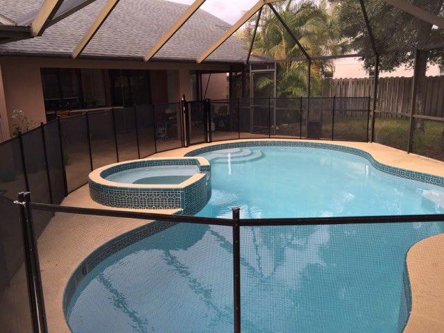 Deltona FL Volusia Pool Fence
