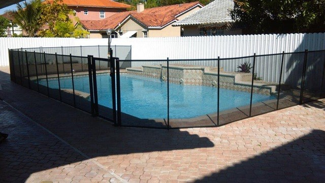 Pool Fences In Daytona Fl Baby Barrier Of Volusia County