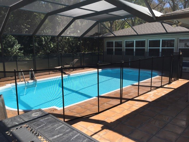 Deltona Pool Fence FL Volusia