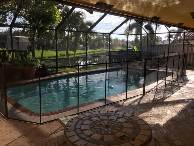 Pool Fence FL Volusia Deltona FL