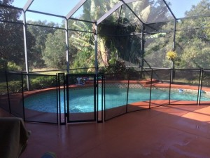 Pool Fence Oak Hill Fl Volusia Baby Barrier Of Volusia