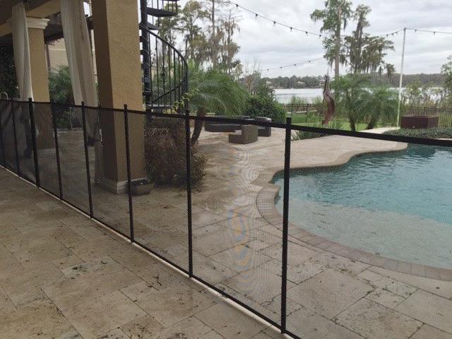 Edgewater Fl Pool Fences FL Volusia