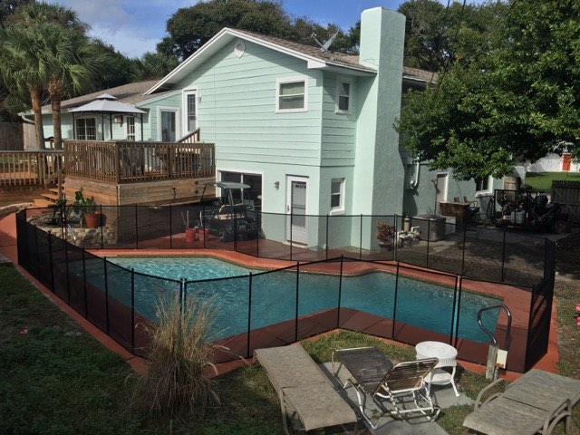 Pool Fences Ormond Beach Baby Barrier Of Volusia County