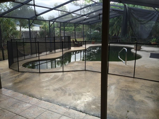 Pool Fences Orange City Florida Volusia