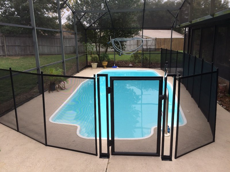 Volusia Pool Fence Edgewater FL