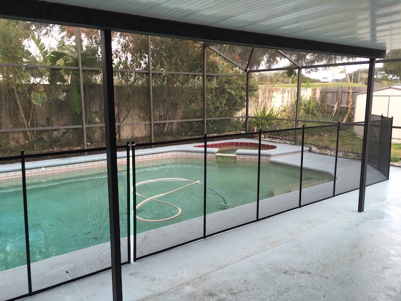 Pool & Spa Safety Fence