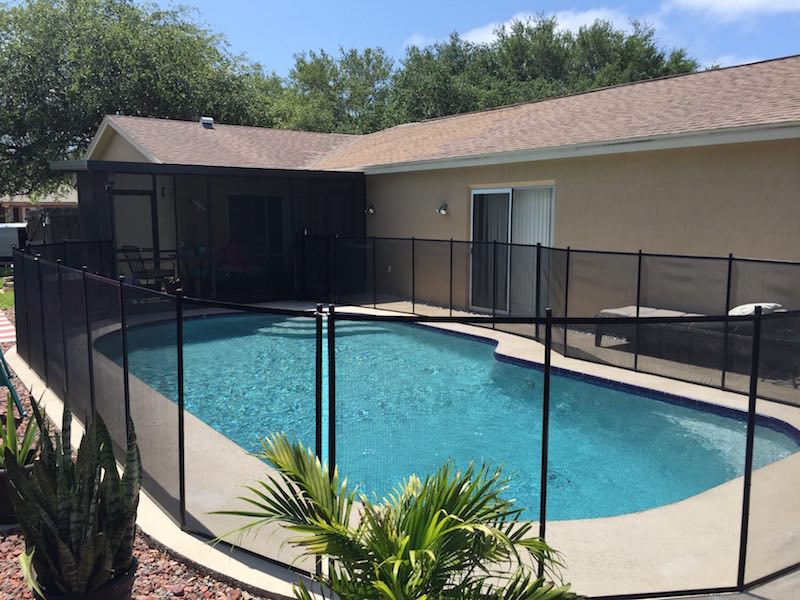 Pool Fence Deltona Florida