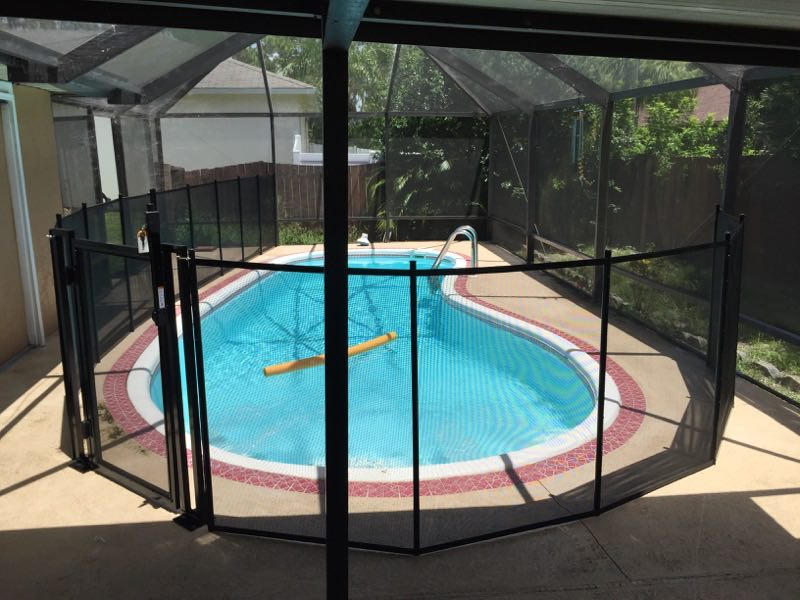 Daytona Swimming Pool Baby Barrier Of Volusia County