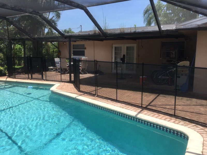 Deltona FL Swimming Pool Fence