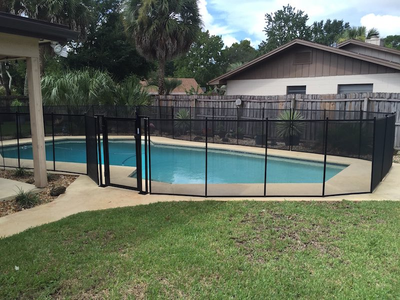 Pool Fence Florida Debary