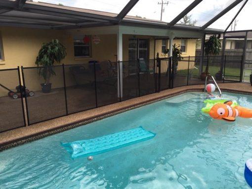 Pool Fence Daytona FL