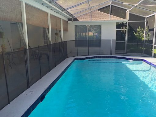 Pool Fencing Baby Barrier
