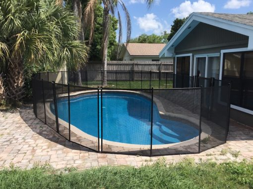 Debary Pool Fence