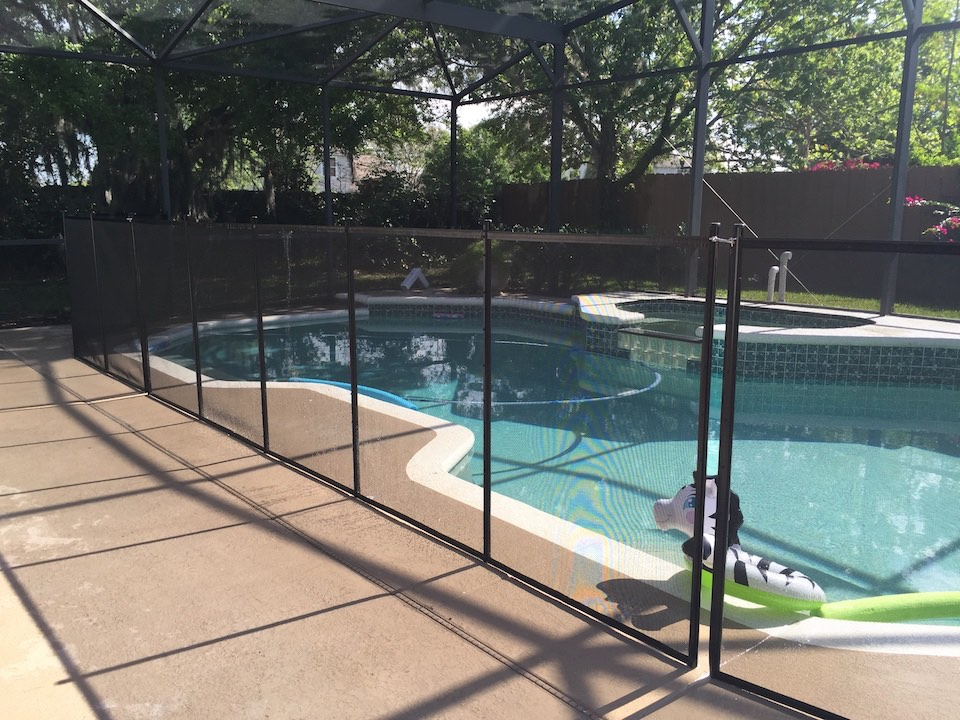 Pool Fences Deland Florida