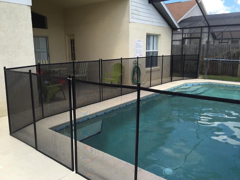 Flagler Beach Safety Pool Fence