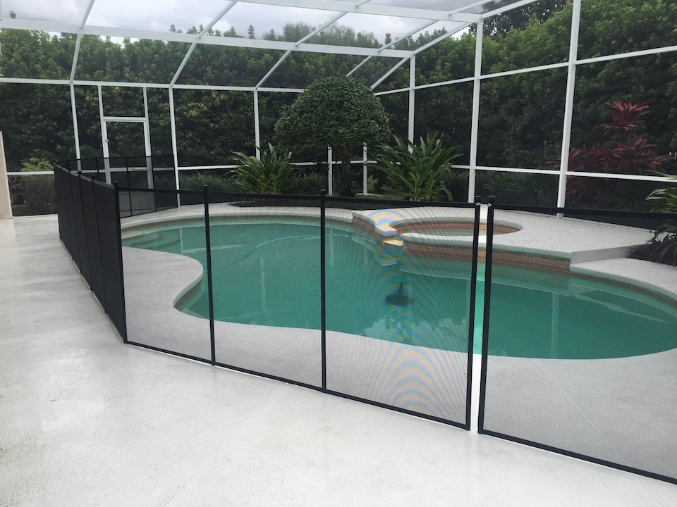Pools Holly Hill Fence